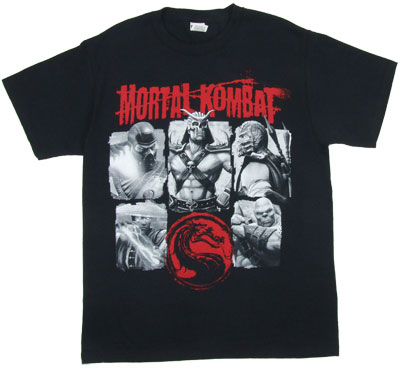Boxed Group - Mortal Kombat T-shirt