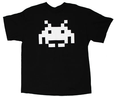 Basic Invader - Space Invaders T-shirt