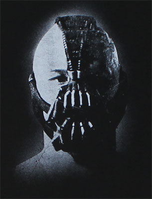 Bane - Dark Knight Rises T-shirt