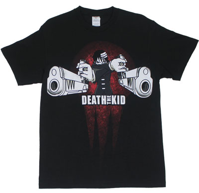 Death The Kid - Soul Eater T-shirt