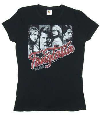 Fangtastic - True Blood Sheer Women's T-shirt
