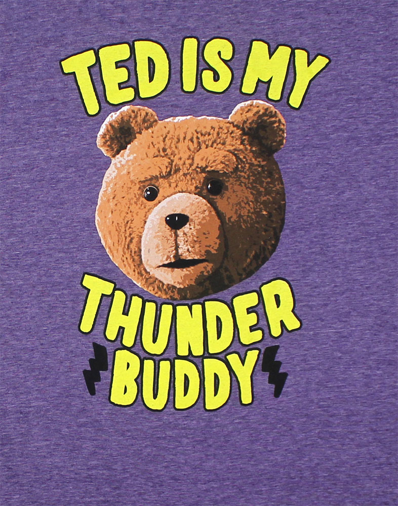 Ted Is My Thunder Buddy - Ted Sheer Women's T-shirt