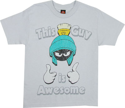 This Guy Is Awesome - Looney Tunes Boys T-shirt