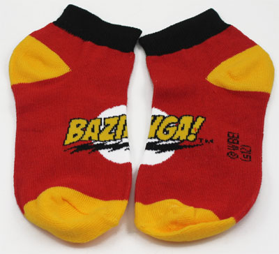 Bazinga! - Big Bang Theory Women's Socks