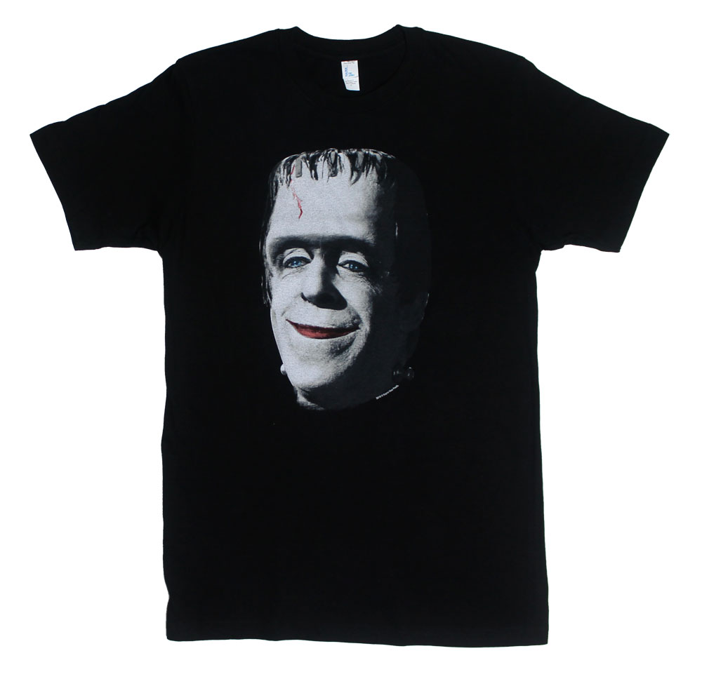 Herman Head - The Munsters Sheer T-shirt
