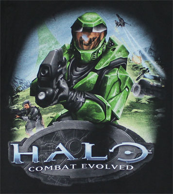 Halo: Combat Evolved T-shirt
