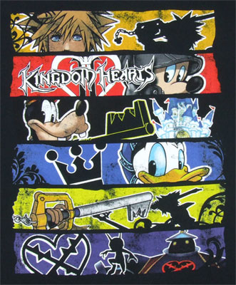 Kingdom Horizon - Kingdom Hearts T-shirt