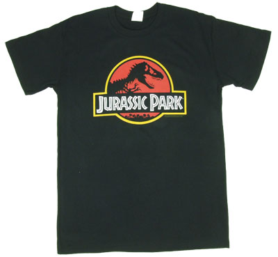 Jurassic Park Sheer T-shirt