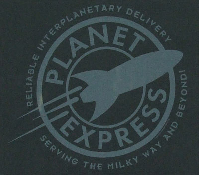 Planet Express - Futurama T-shirt