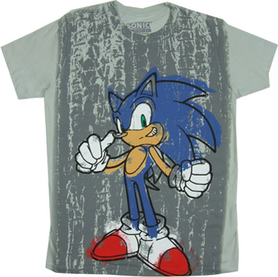 Sonic - Sonic The Hedgehog T-shirt