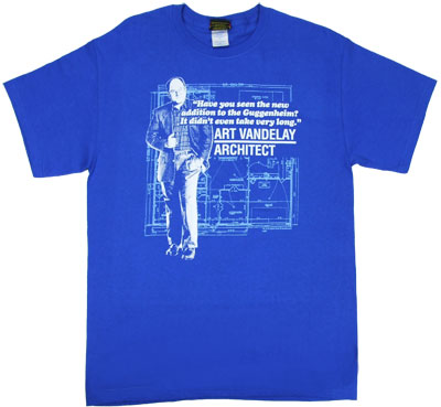 Art Vandelay - Seinfeld T-shirt