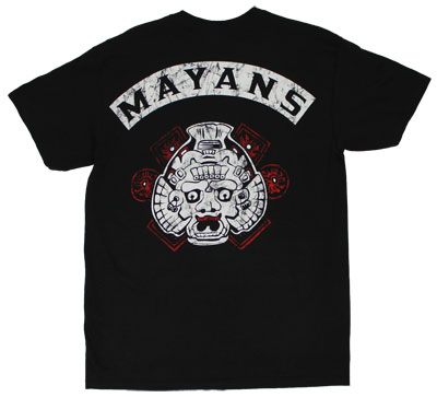 Mayans - Sons Of Anarchy T-shirt