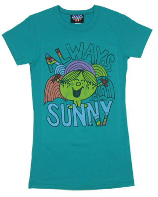 Always Sunny - Little Miss Sunshine - Junk Food Women's T-shirt