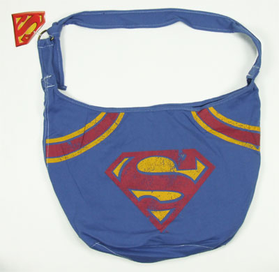 Superman Logo - DC Comics Tote Bag