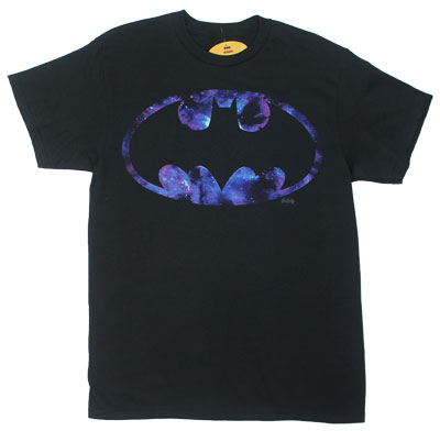 Space Logo - Batman - DC Comics T-shirt