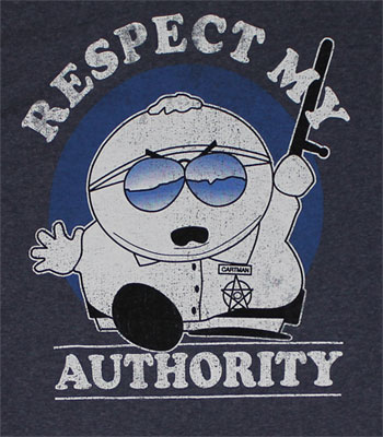 Wicked Cop - South Park T-shirt