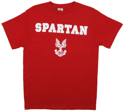 Spartan - Halo T-shirt