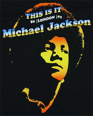 This Is It - Michael Jackson T-shirt