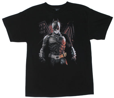 Batman Battleground - Dark Knight Rises T-shirt