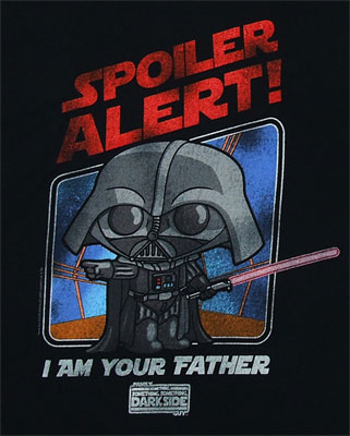 Spoiler Alert - Family Guy T-shirt