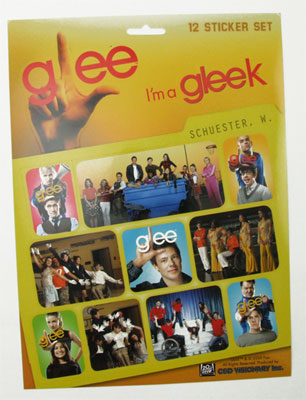 Set 1 - Glee Sticker Set