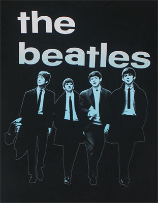 Run For Your Life - Beatles T-shirt