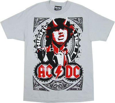Highway To Hell - ACDC T-shirt