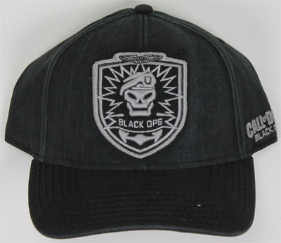 Call Of Duty Black Ops Baseball Cap