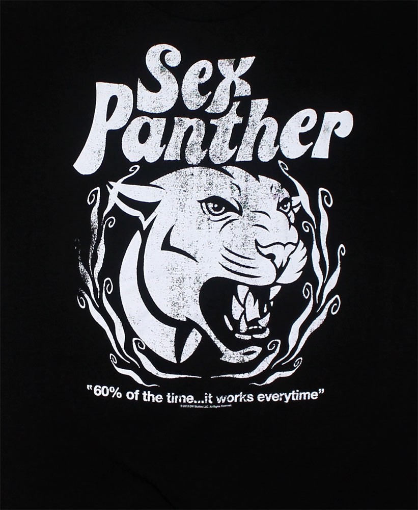 Sex Panther - Anchorman T-shirt