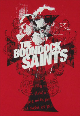 Cross - Boondock Saints T-shirt