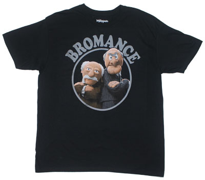 Bromance - Muppets T-shirt