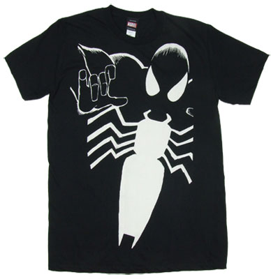 Big Venom - Marvel Comics Sheer T-shirt