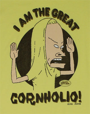 Cornholio - Beavis And Butthead T-shirt