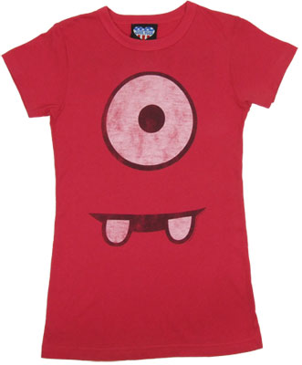 Muno - Yo Gabba Gabba - Junk Food Women&#039;s T-shirt