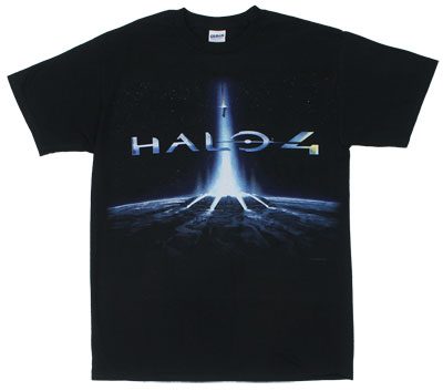 Portal - Halo 4 T-shirt