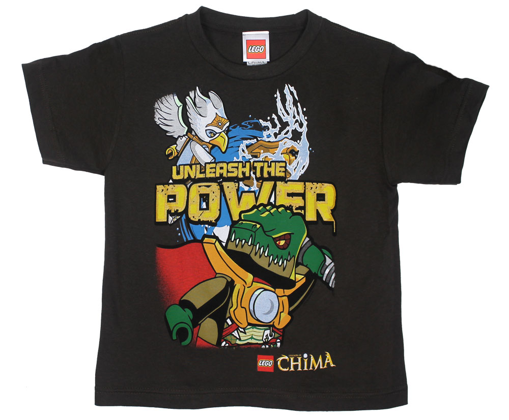 Bird Above - LEGO Chima Juvenile T-shirt