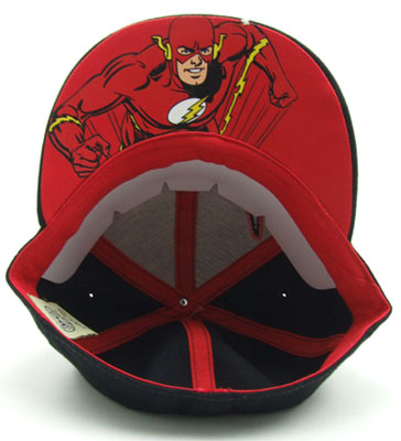 Flash Logo - DC Comics Baseball Cap