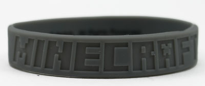 Diamond - Minecraft Wristband