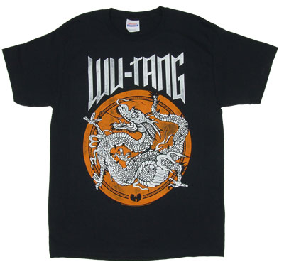 Dragon - Wu-Tang Clan T-shirt