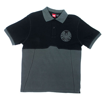 S.H.I.E.L.D. Logo - Marvel Comics Polo Shirt