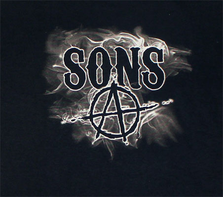 Smokey Sons - Sons Of Anarchy T-shirt