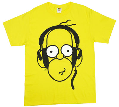 New THE SIMPSONS Homer Pile T Shirt | eBay