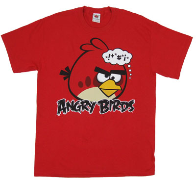 Bonkers - Angry Birds T-shirt