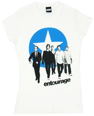 Entourage Sheer Women&#039;s T-shirt