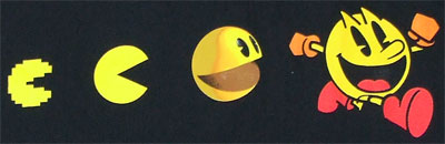 Evolution Of Pac-Man - Pac-Man T-shirt