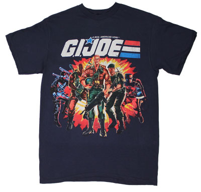Retro Joe - G.I. Joe T-shirt