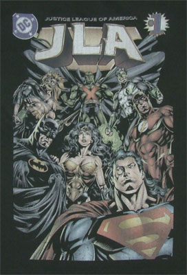 JLA #1 - DC Comics T-shirt