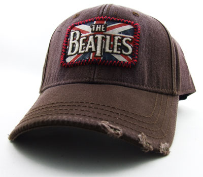 Beatles Worn Out Baseball Cap