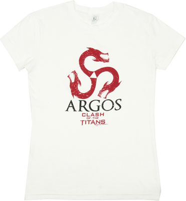 Argos - Clash Of The Titans Sheer Women&#039;s T-shirt