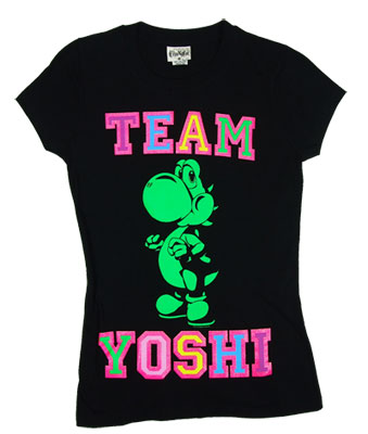 Team Yoshi - Nintendo Sheer Women's T-shirt